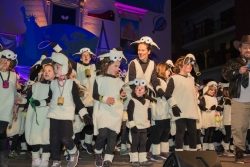 "Comparsa ""Can Mestral"" Carnaval 2017"